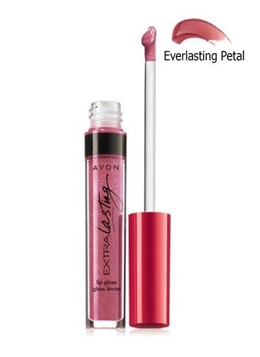 Avon Extra Lasting Dudak Parlatıcı Everlasting Petal Pembe
